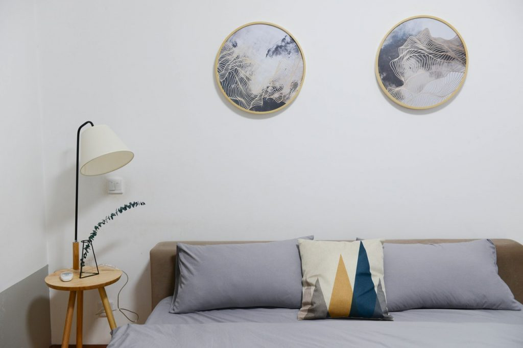 renting spaces with scandinavian style